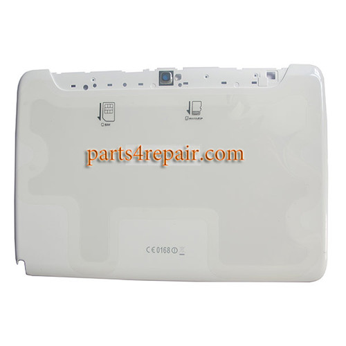 Back Cover for Samsung Galaxy Note 10.1 N8000 from www.parts4repair.com