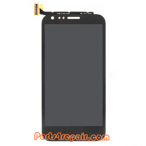 Complete Screen Assembly for Asus PadFone 2 -Black