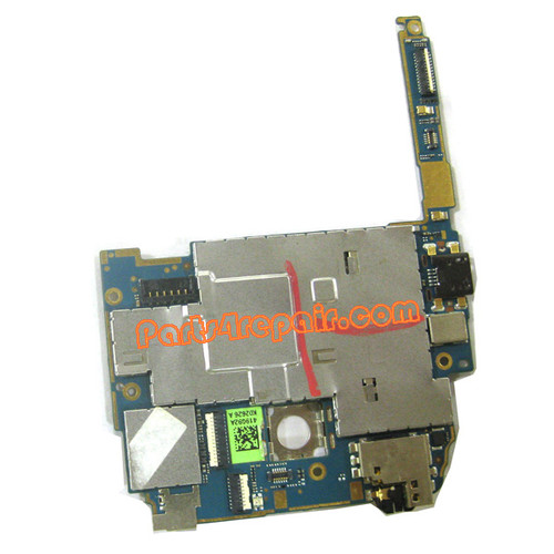 PCB Main Board for HTC One X (HTC Version) from www.parts4repair.com