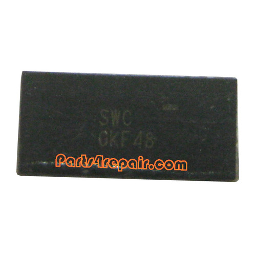 GKF48 Filter IC for Samsung I9500 Galaxy S4 from www.parts4repair.com