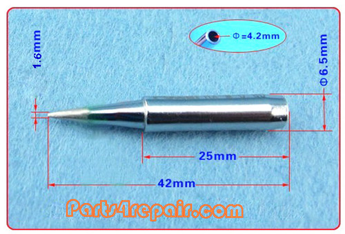 We can offer 900M-T-1.6D Soldering Iron Tip