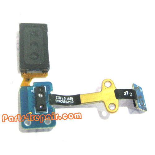 Earpiece Flex Cable for Samsung Galaxy Tab 7.0 P3100 from www.parts4repair.com