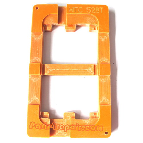 UV Glue (LOCA) Alignment Mould for HTC One ST T528T LCD Glass