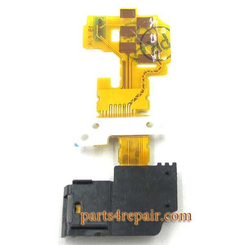 Sensor Flex Cable for Sony Xperia V LT25I from www.parts4repair.com