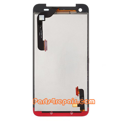 Complete Screen Assembly with LGP for HTC Butterfly x920e -White