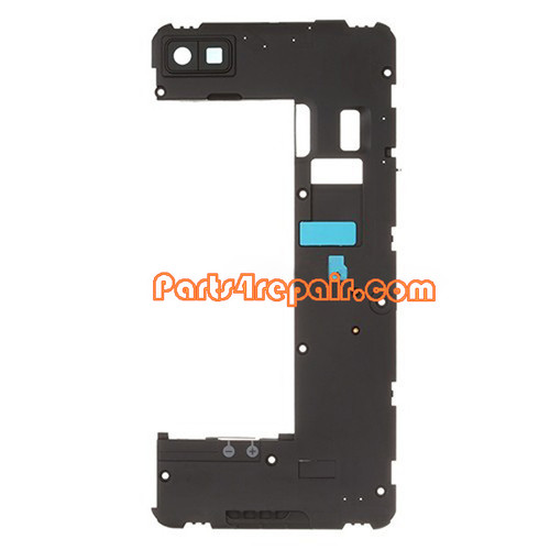 Middle Cover for BlackBerry Z10 3G from www.parts4repair.com