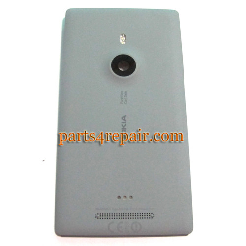 Back Housing Cover for Nokia Lumia 925 -Gray
