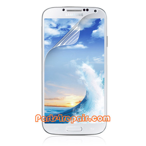 Clear Screen Protector Shield Film for Samsung I9190 Galaxy S4 mini from www.parts4repair.com
