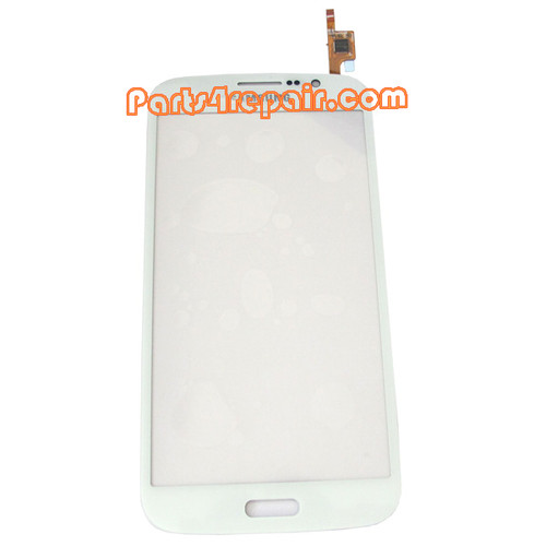 Touch Screen Digitizer for Samsung Galaxy Mega 5.8 I9150/i9152 -White  from www.parts4repair.com