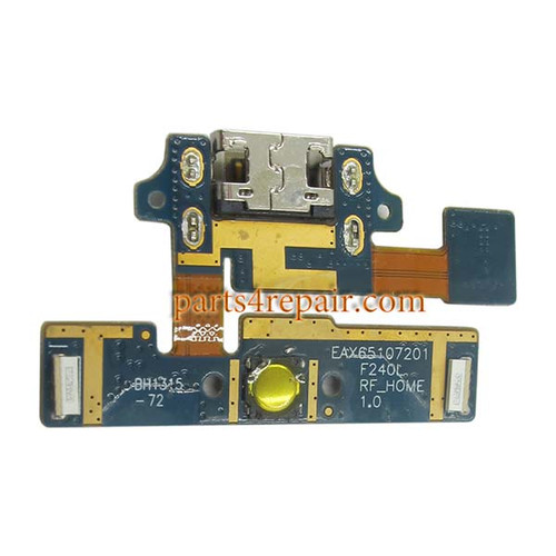 We can offer Dock Charging Flex Cable for LG Optimus G Pro F240L