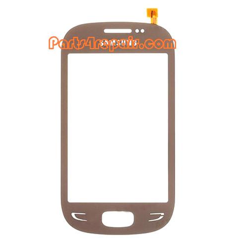 Touch Screen Digitizer for Samsung Rex 90 S5292 -Brown