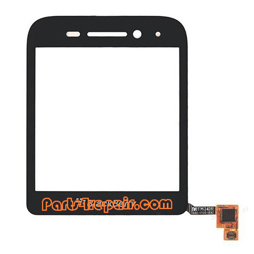 Touch Screen Digitizer for BlackBerry Q5 from www.parts4repair.com