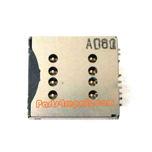 SIM Contact Holder for Sony Xperia L S36H from www.parts4repair.com