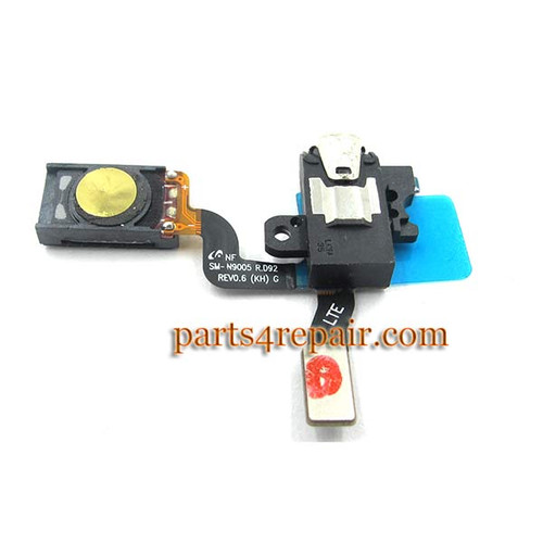 Ear Speaker Flex Cable for Samsung Galaxy Note 3 N9000