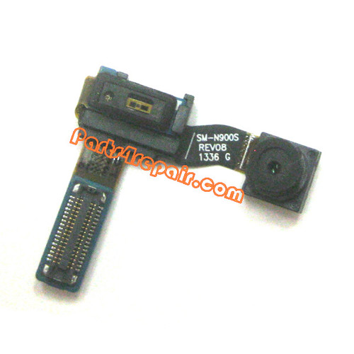 Front Camera Flex Cable for Samsung Galaxy Note 3 from www.parts4repair.com
