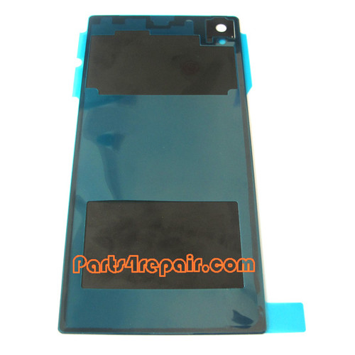 Back Cover OEM for Sony Xperia Z1 L39H -Black