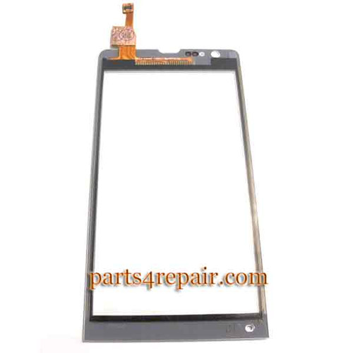 Touch Screen Digitizer for Sony Xperia SP m35h -White