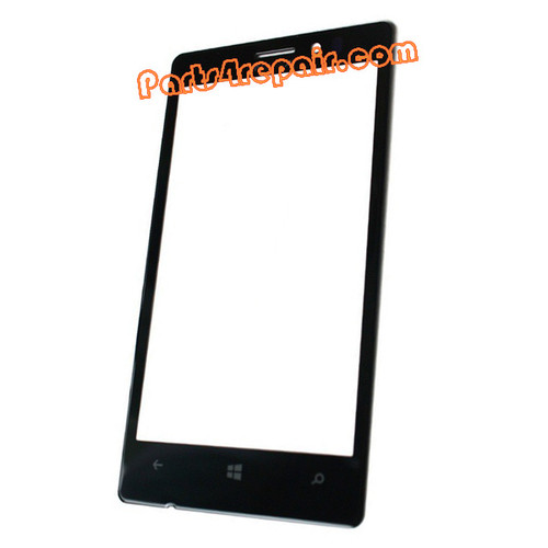 Front Glass Lens for Nokia Lumia 925 from www.parts4repair.com