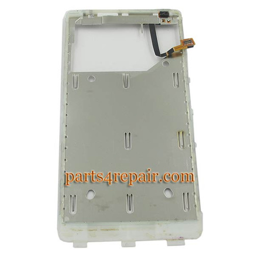 LCD Frame Plate for Nokia Lumia 800