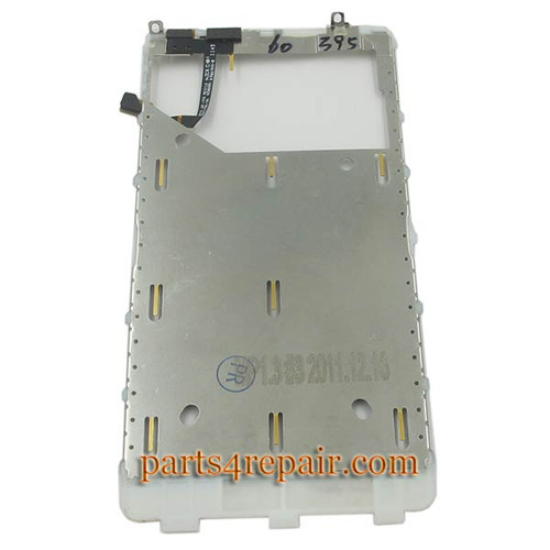 We can offer LCD Frame Plate for Nokia Lumia 800