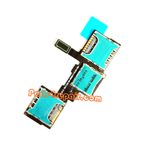 SIM Holder Flex Cable for Samsung Galaxy Note 3 N9009 from www.parts4repair.com