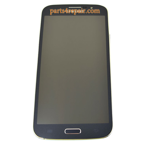 Complete Screen Assembly with Bezel for Samsung Galaxy Mega 5.8 I9150 from www.parts4repair.com