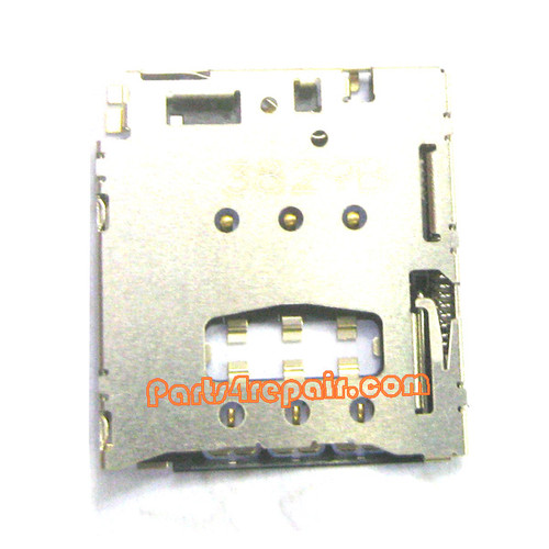 SIM Contact Holder for BlackBerry Q5 from www.parts4repair.com
