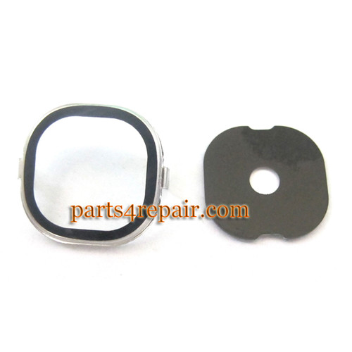 Camera Lens & Cover for Samsung Galaxy Mega 6.3 I9200 from www.parts4repair.com