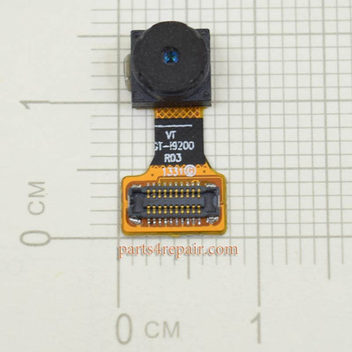 Front Camera for Samsung Galaxy Mega 6.3 I9200 from www.parts4repair.com
