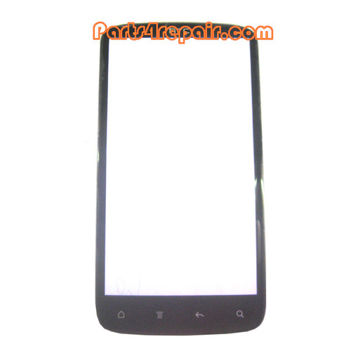 Front Glass Lens for HTC Sensation G14 from www.parts4repair.com