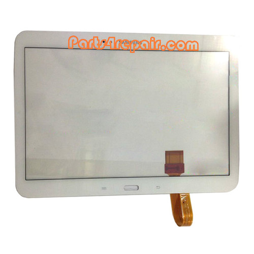 Touch Screen Digitizer for Samsung Galaxy Tab 3 10.1 P5200 -White from www.parts4repair.com