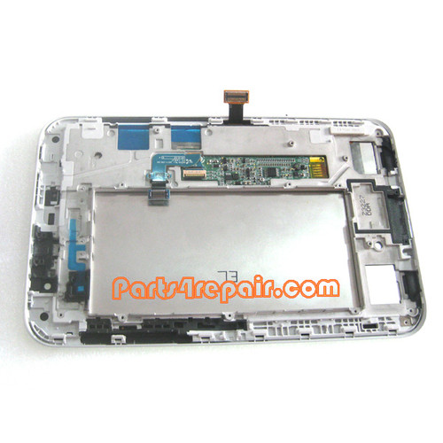 We can offer Complete Screen Assembly for Samsung Galaxy Tab 7.0 P3110 (Verizon)