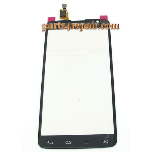 Touch Screen Digitizer for LG G Pro Lite Dual D686 -Black