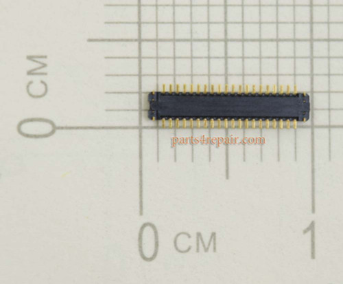 We can offer LCD Screen FPC Connector for Samsung I9500 Galaxy S4