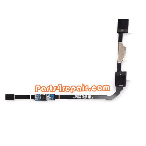 Sensor Flex Cable for Samsung Galaxy S4 CDMA I545 from www.parts4repair.com