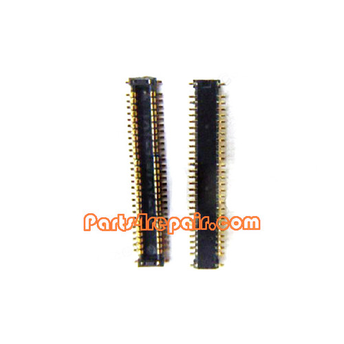 LCD Screen FPC Connector for Samsung I9100 Galaxy S II from www.parts4repair.com
