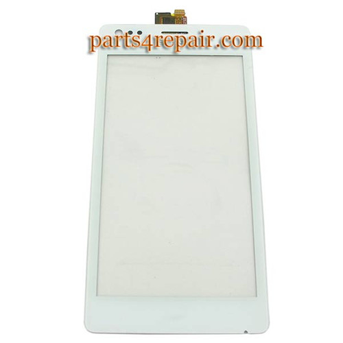 Touch Screen Digitizer for Sony Xperia M C1905 -White