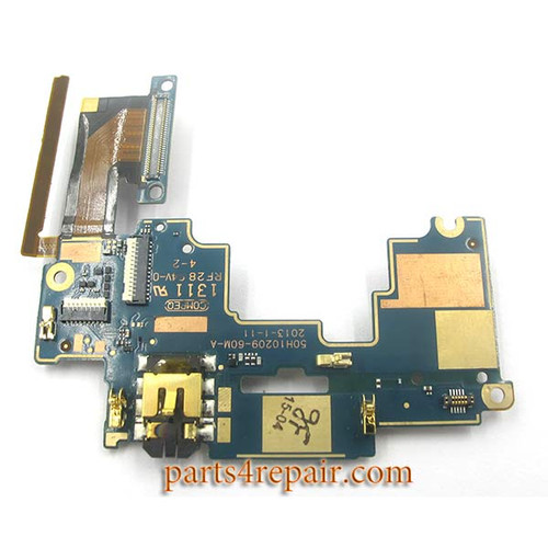 We can offer Flex Cable for HTC One M7