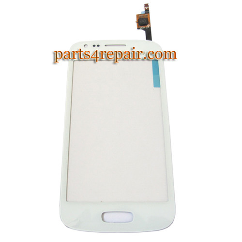 Touch Screen Digitizer for Samsung Galaxy Ace 3 -White
