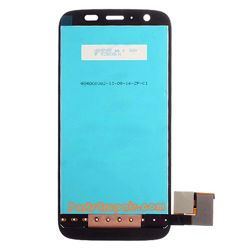 We can offer Complete Screen Assembly for Motorola Moto G XT1032
