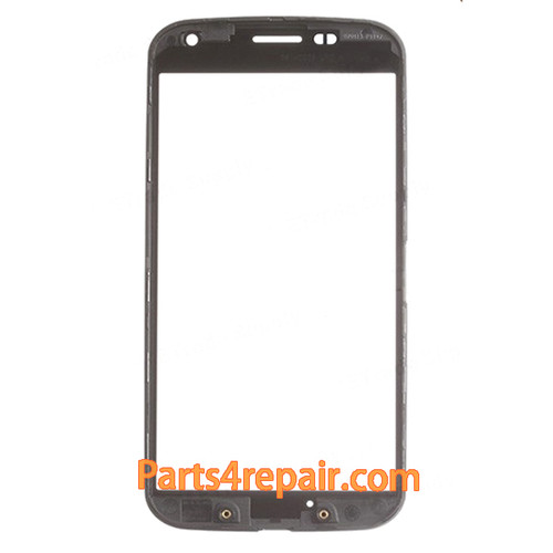 We can offer Front Glass with Bezel for Motorola Moto X -Black