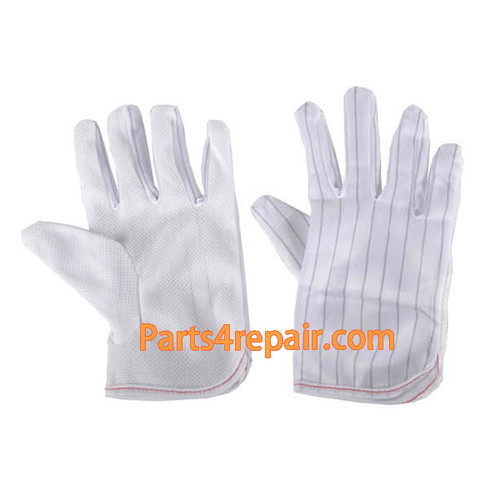 A Pair Anti-static Non-slip Gloves from www.parts4repair.com