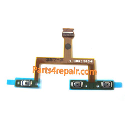 Volume Flex Cable for Motorola Moto X XT1058 from www.parts4repair.com