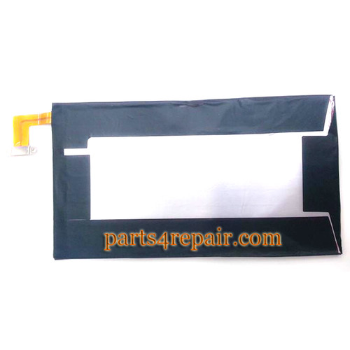 3300mAh Built-in Battery for HTC One Max from www.parts4repair.com