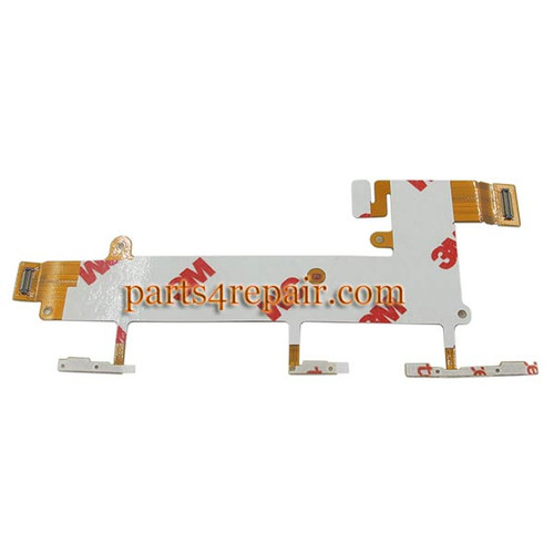 We can offer Side Key Flex Cable for Nokia Lumia 1320