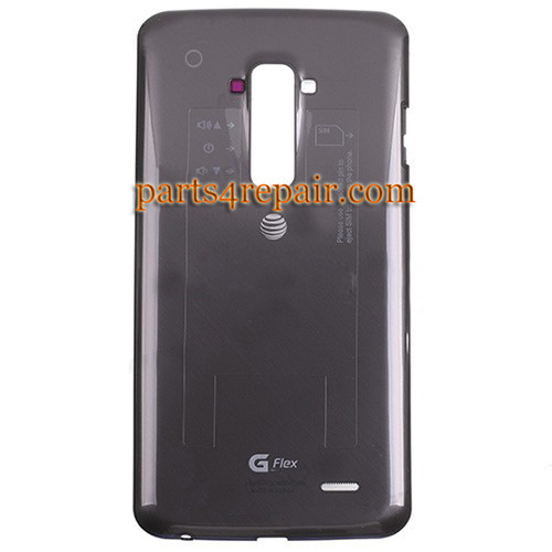 Back Cover for LG G Flex D950 (for AT&T) -Black