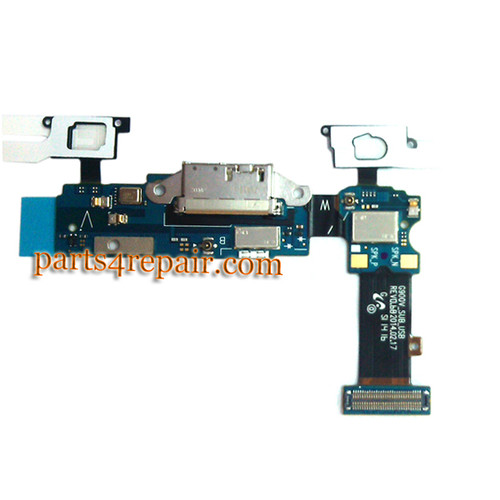 Dock Charging Flex Cable for Samsung Galaxy S5 G900V from www.parts4repair.com
