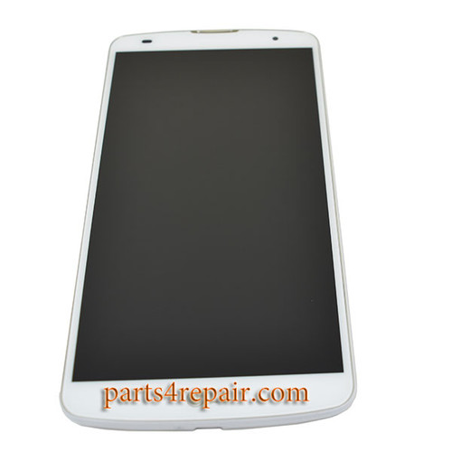 LCD Screen and Digitizer Assembly for LG G Pro 2 D838