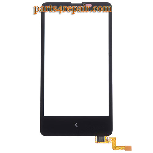 Touch Screen Digitizer for Nokia X from www.parts4repair.com