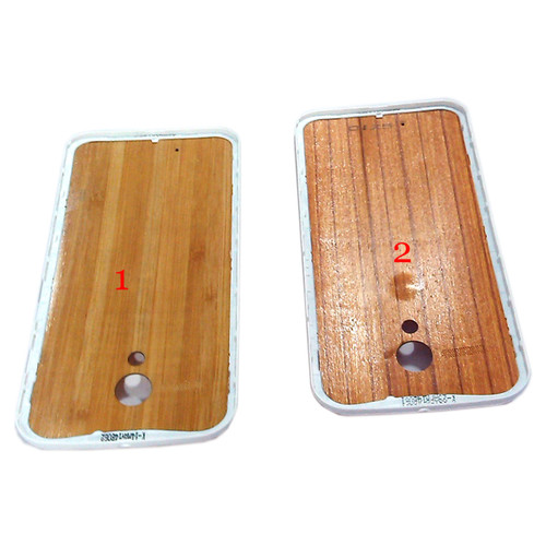 We can offer Back Cover for Motorola Moto X -Wooden